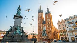 Hostales en Cracovia